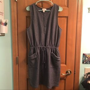 LOFT Sleeveless Dress